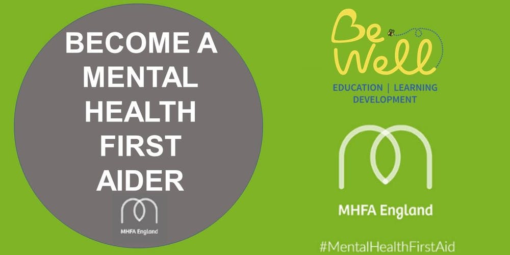 Become a Mental Health First Aider